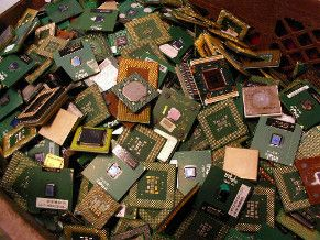 CPU Kunststoff