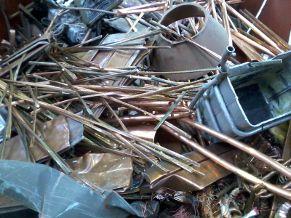 Kupfer gemischt