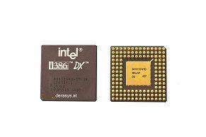 CPU Intel i386